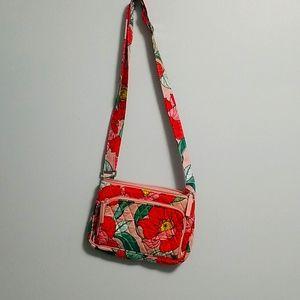 Vera Bradley over the shoulder bag